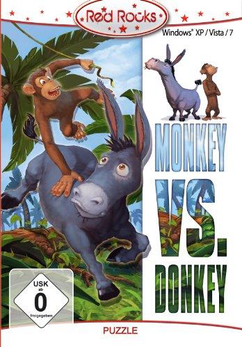 Red Rocks - Monkey vs. Donkey [import allemand]