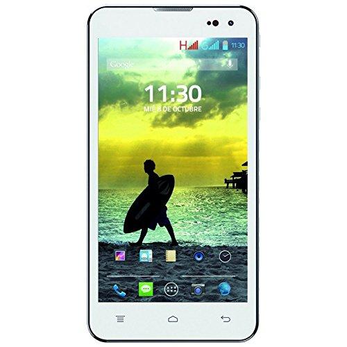 Smartphone Libre 5 HD Hisense U971 Blanco: Amazon.es: Electrónica