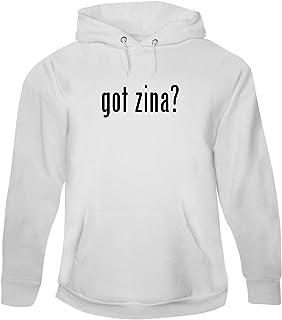 got zina? - Men`s Pullover Hoodie Sweatshirt