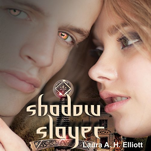 Shadow Slayer audiobook cover art