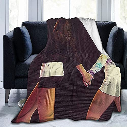 Throw Blanket Miranda Sings Collage All Season Blanket Ultra Soft Throw Blanket Flannel Fleece, Warm Fuzzy Blanket Plush Sheet for Kid Bed Couch Chair Living Room 50X40