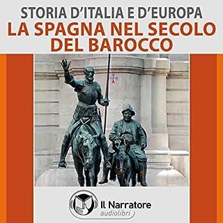 La Spagna nel secolo del Barocco copertina