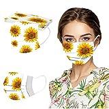 YpingLonk 10pcs Unisex Adultos Protector Anima Print Bufanda-Moda Universal Lindo 3 Capas Elástico Orejeras Suave Mantón para Mujeres Hombres-21130-16