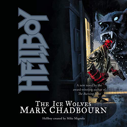 Hellboy: The Ice Wolves cover art