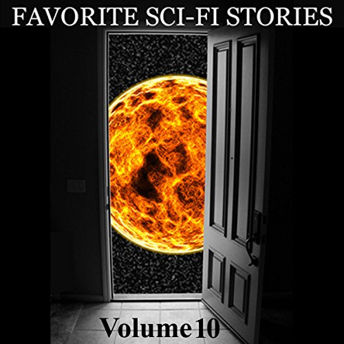 Favorite Science Fiction Stories, Volume 10                   By:                                                                                                                                 Philip K. Dick,                                                                                        H. Beam Piper,                                                                                        David C. Knight,                   and others                          Narrated by:                                                                                                                                 Jim Roberts,                                                                                        Al Kessel,                                                                                        Justin Lemlin,                   and others                 Length: 17 hrs and 48 mins     7 ratings     Overall 4.3