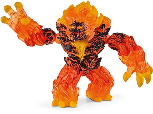 SCHLEICH 70145 Spielfigur - Lavadämon (Eldrador Creatures), Mix
