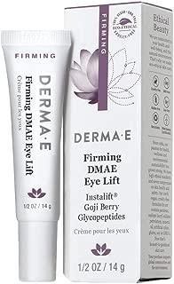 DERMA E Firming DMAE Eye Cream, 0.5oz