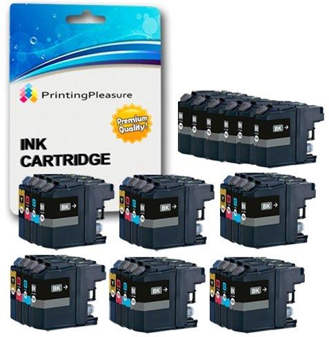 4 XL Compatibili LC3211 Cartucce d'inchiostro per Brother DCP-J772DW
