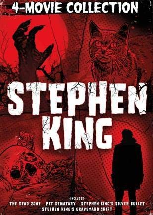 Stephen King Movie Collection [4 Movies]
