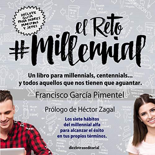 El Reto Millennial [The Millennial Challenge] audiobook cover art
