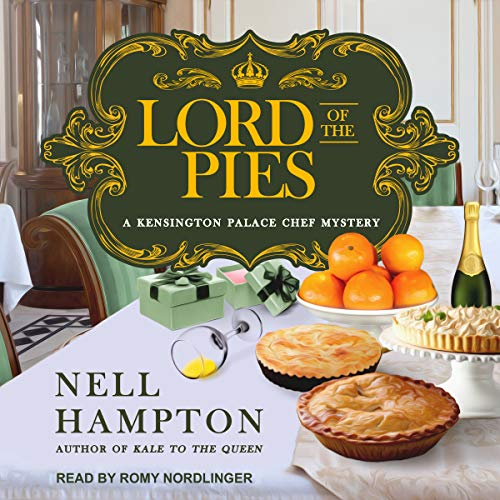 Lord of the Pies audiobook cover art