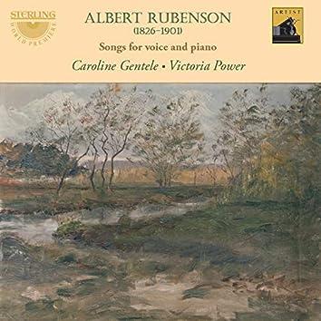 Rubenson: Songs for Voice & Piano