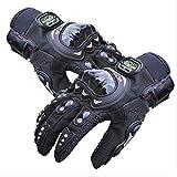 tianluo Handschuhe Motorradhandschuhe Moto Lederhandschuhe Dirt Bike Vollfinger Lederhandschuhe...