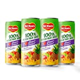 Del Monte Heart Smart® - 100% Mixed Fruit Juice with Reducol®, a Natural Plant Based Ingredient That Lowers Bad Cholesterol , 4 x 240 ml