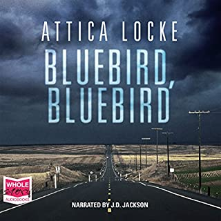 Bluebird, Bluebird                   By:                                                                                                                                 Attica Locke                               Narrated by:                                                                                                                                 J. D. Jackson                      Length: 9 hrs and 23 mins     5 ratings     Overall 3.6