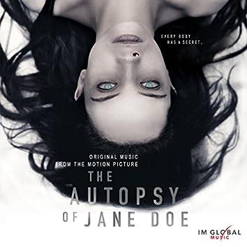 The Autopsy of Jane Doe (Original Motion Picture Soundtrack)