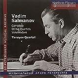 Vadim Salmanov - Complete String Quartets