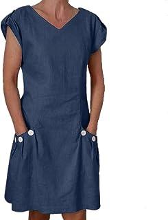 aacddf033e2 Amazon.fr   56 - Robes   Femme   Vêtements