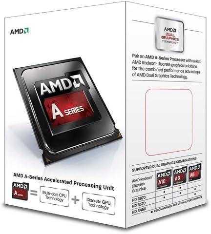AMD A8-6500 Richland 4.1GHz Socket Max 48% OFF FM2 free Pro 65W Desktop Quad-Core