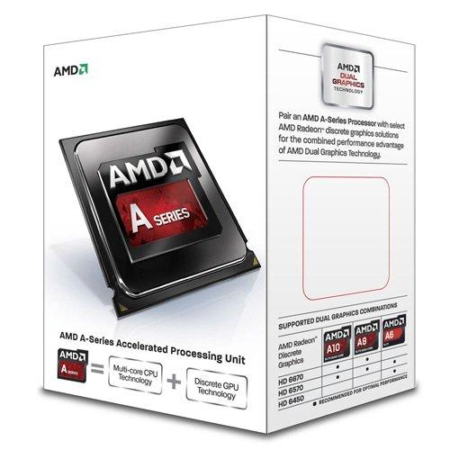 Procesadores Amd Para Socket Fm2+ Marca AMD