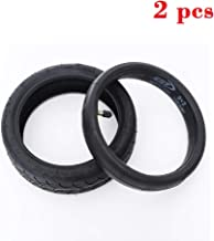 Imjoyful 2pcs Inner + Outer Tyres 8 1/2 × 2 for Xiaomi M365 Electric Scooter Replacement Part Accessory