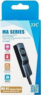 JJC MA-R2 2.6ft/80cm Cable Wired Shutter Remote Release Control for Fuji Fujifilm X-T3 X-T2 X-T1 X-T20 X-T10 X-Pro2 GFX 50...