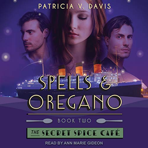 Spells and Oregano cover art