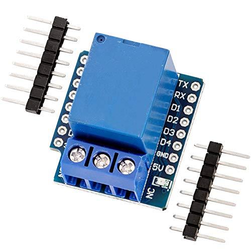 AZDelivery 1-Relais Shield für D1 Mini kompatibel mit Arduino inklusive E-Book!