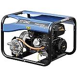 SDMO PERFORM 3000 GAZ Groupe électrogène monophasé professionnel, gamme Perform, fonctionne avec gaz (GLP), moteur Kohler, 3000 W