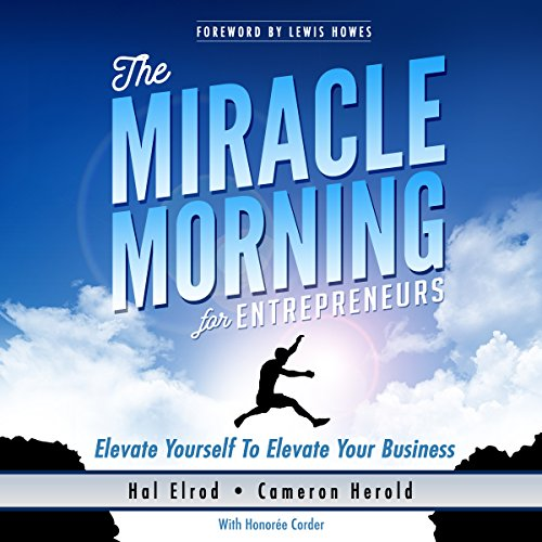 The Miracle Morning for Entrepreneurs audiobook cover art