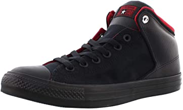 Converse All Star Shoes of Leather