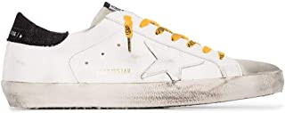 Golden Goose Luxury Fashion Uomo GMF00101F00061510220 Bianco Pelle Sneakers   Autunno-Inverno 20