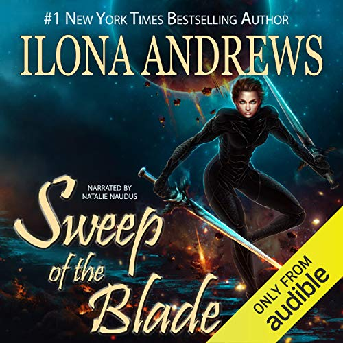 Couverture de Sweep of the Blade