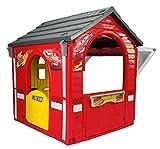 INJUSA - 20365 Disney-Pixar Garaje Cars, color rojo y negro