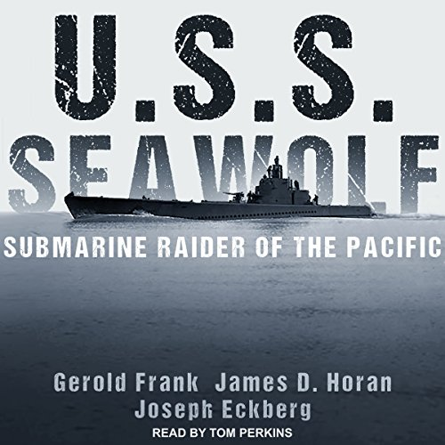 U.S.S. Seawolf cover art
