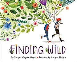 Finding Wild book cover
