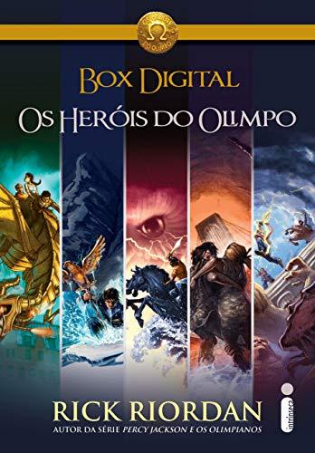 Box Os Heróis do Olimpo