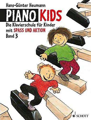 Piano Kids, Bd.3: Die Klavierschule für Kinder mit Spaß und Aktion