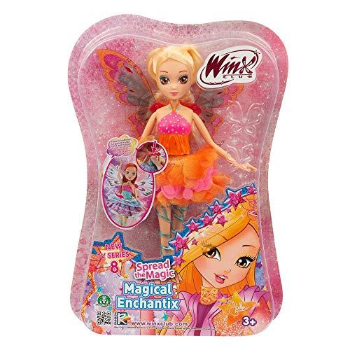 Giochi Preziosi - Winx Spinning Enchantix Stella Bambole Fashion, WNX65300