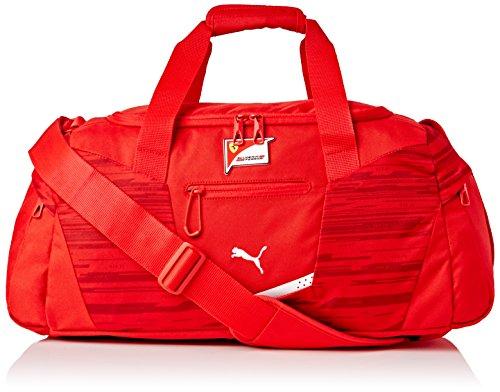 PUMA Ferrari Replica Medium Teambag Bolso de Deporte, Unisex Adulto, Rojo, Única