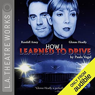 How I Learned to Drive audiobook cover art