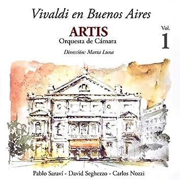 Vivaldi: En Buenos Aires, Vol. 1
