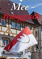 Meefraenggisch (Wandkalender 2022 DIN A3 hoch): Mainfraenkische Redewendungen und Begriffe (Monatskalender, 14 Seiten )