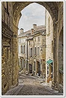 Barewalls Saint Emilion Paper Print Wall Art (36in. x 24in.)