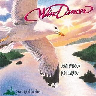 Wind Dancer by Dean Evenson, Tom Barabas (1992) Audio CD