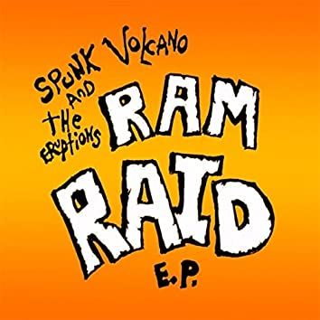 Ram Raid - EP