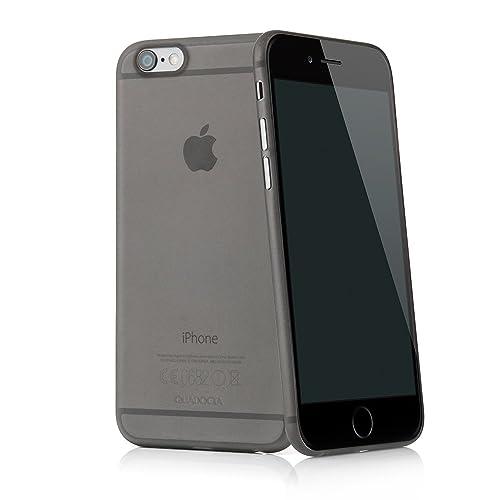 """78954f7570d Quadocta Funda Ultrafina Gris Espacial """"Angusta"""" para el iPhone 6s y iPhone  6 de"""