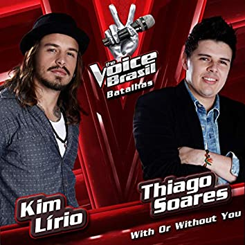 With Or Without You (The Voice Brasil)