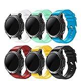 TOPsic Garmin Fenix 5 Sportuhr Armband - Silikon Sportarmband Uhr Armband Ersatzarmband...