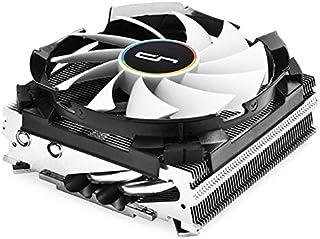 Cryorig MICOCR-C7 - Ventilador de CPU para Intel (30 dBA, 40.5 CFM, 600~2.500) Plateado